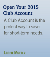 open your club account now