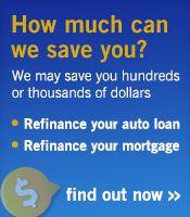 refinance your auto loan and  mortgage loan