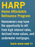 HARP Refi Loan Program