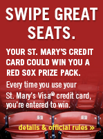 Swipe Great Seats Credit Card Promotion