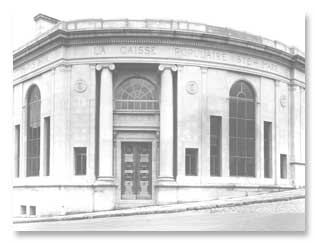 St. Mary's Bank 1930