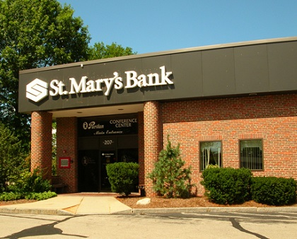 St. Mary's Bank 1988