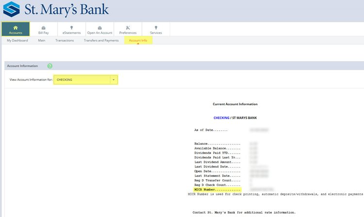 FAQ | St  Mary's Bank | St  Mary's Bank